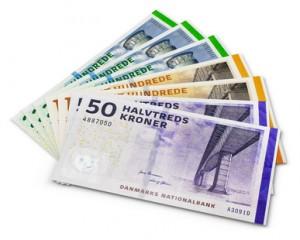 100 dänische kronen in euro