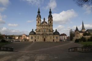 Der Dom von Fulda.